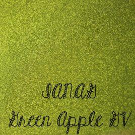 Green Apple Glitter Vinyl