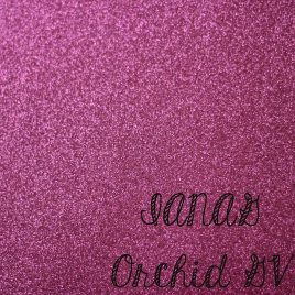 Orchid Glitter Vinyl