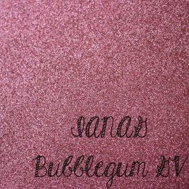 Bubblegum Glitter Vinyl