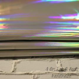 Silver Chrome Vinyl