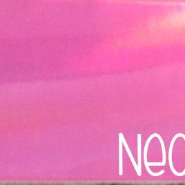 Hot Pink Chrome Vinyl
