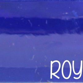 Royal Blue Chrome Embroidery Vinyl – Sewing Vinyl – Craft Vinyl