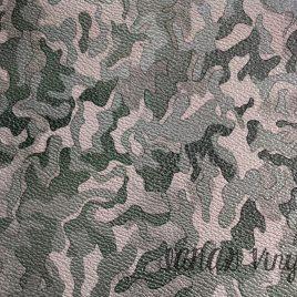 Green Camo Embroidery Vinyl – Sewing Vinyl – Craft Vinyl