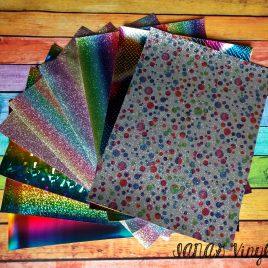 Rainbow Colors Sample Pack
