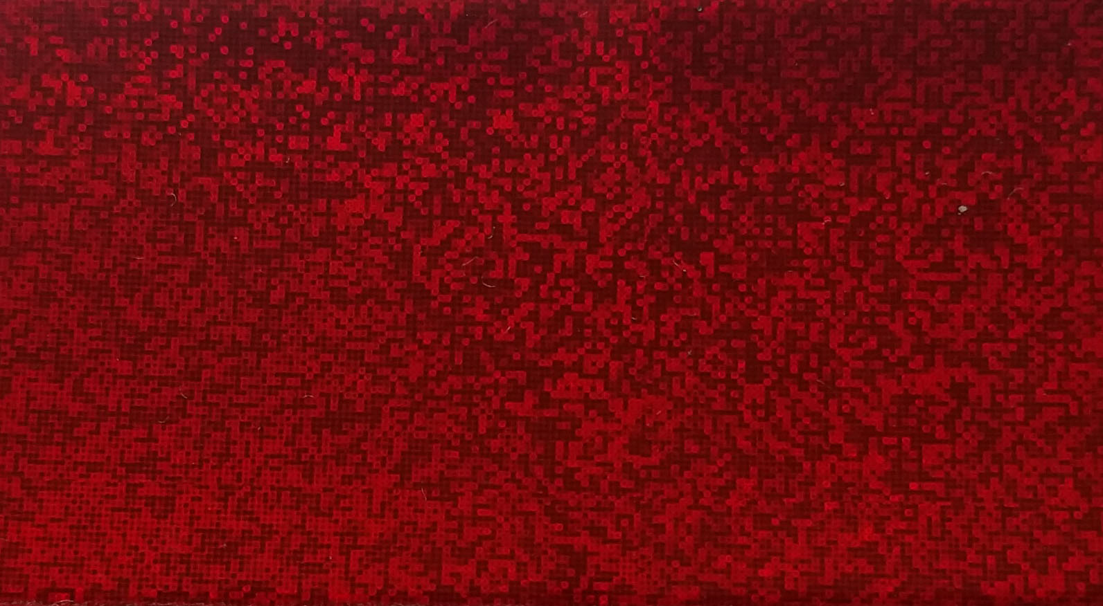Red DigiSparkle Embroidery Vinyl - Sewing Vinyl - Craft Vinyl