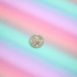 Diamond Dust – Cotton Candy – Vinyl – Sewing – Embroidery – Craft Fabric